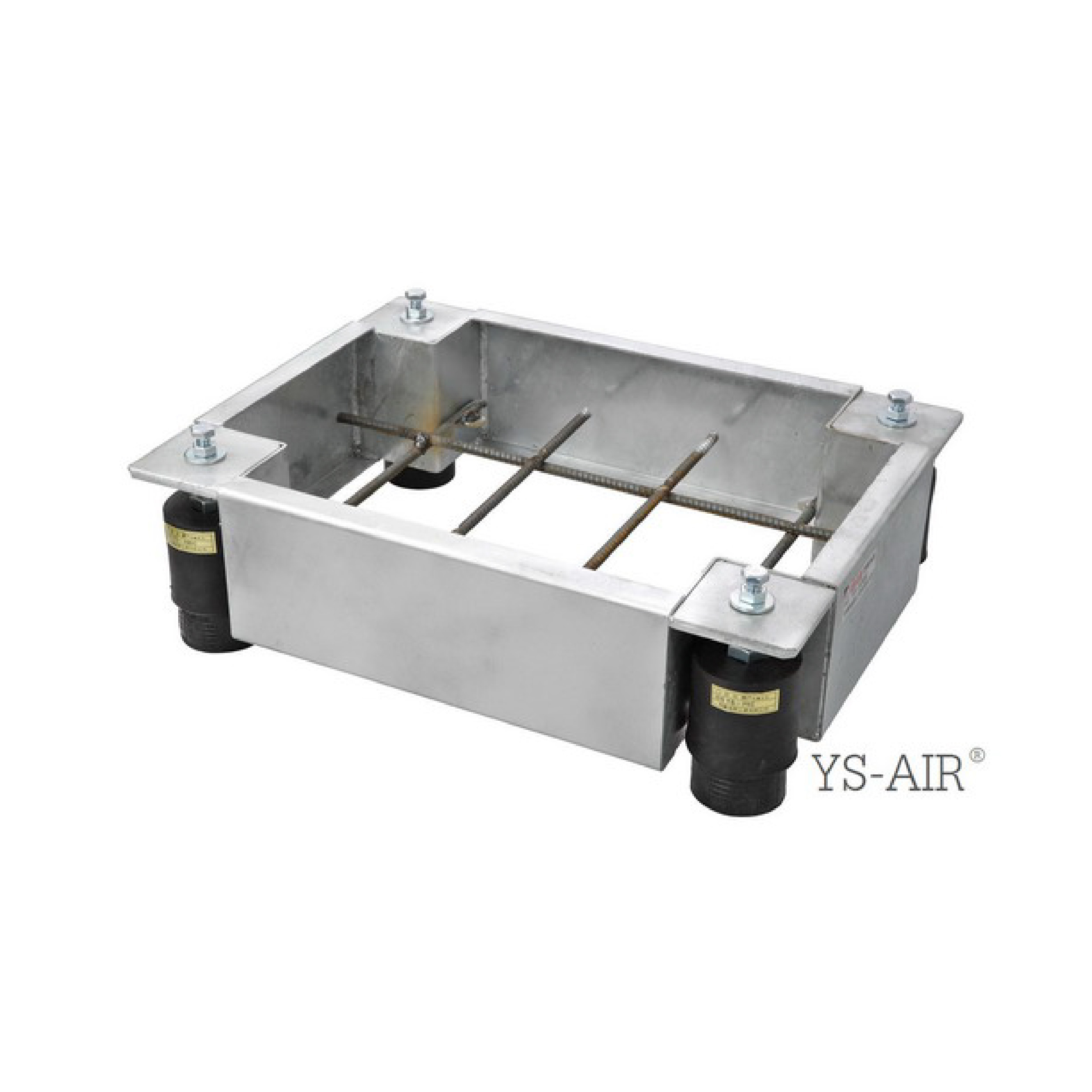 Spring Type Anti-Vibration Base for Air-Conditioner/YS-E Type anti-vibration base (for grouting)