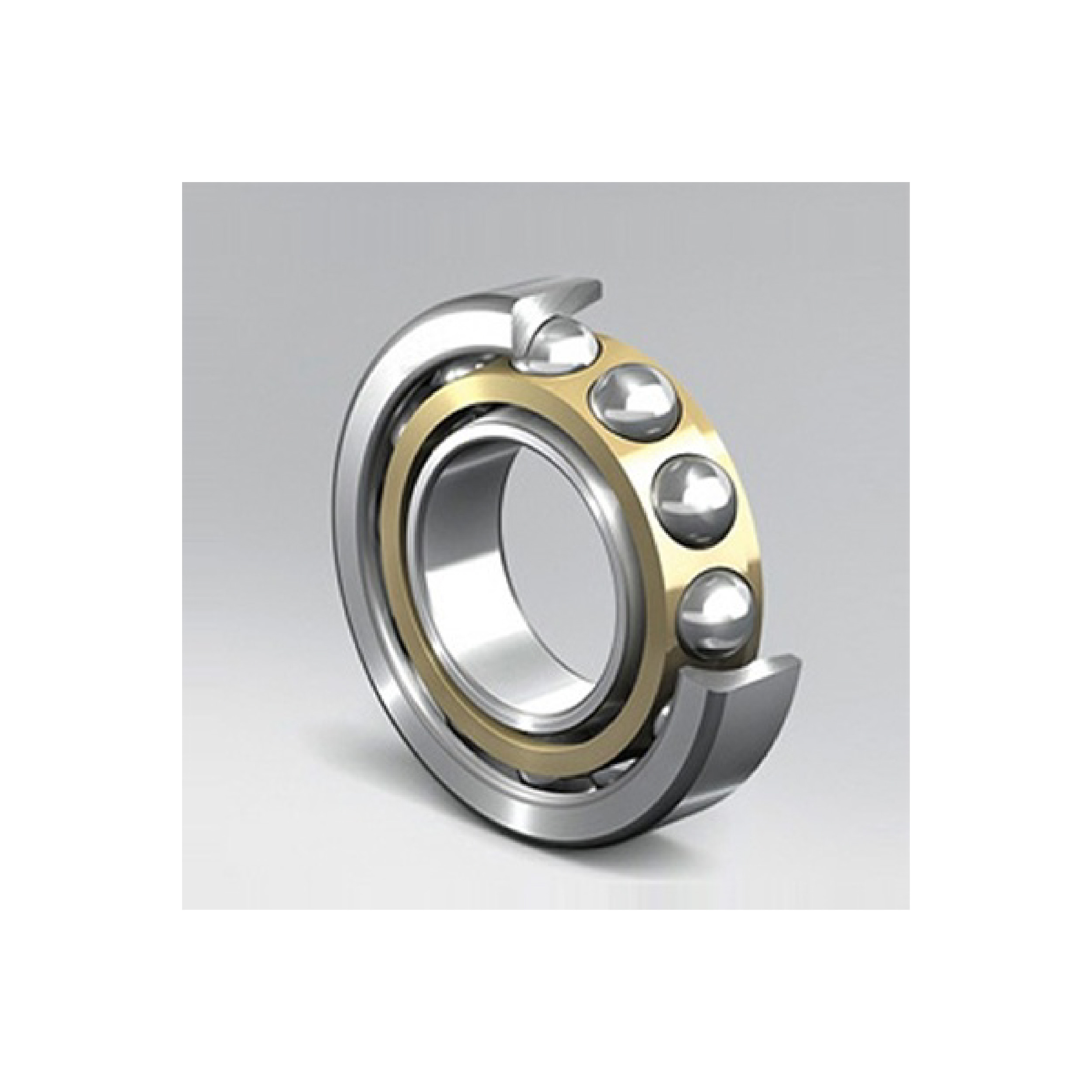 Full Ceramic Angular Contact Ball Bearings
