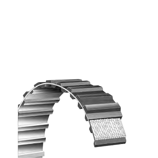 Synchro-Link® Double-Sided Timing Belts - Polyurethane (Metric)